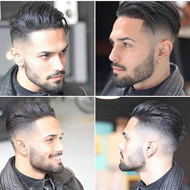 Cheveux long homme 2019