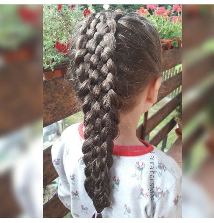 Coiffure enfant fille 2019