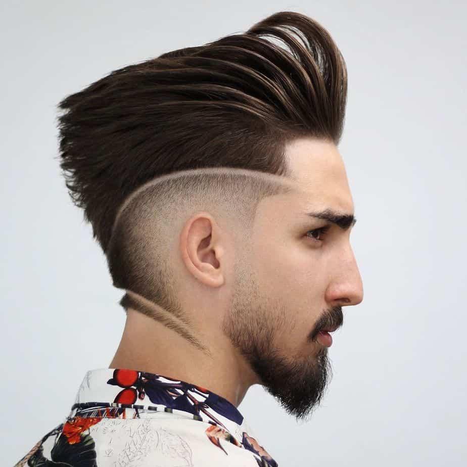 Types de coupes de cheveux pour les hommes en 2021