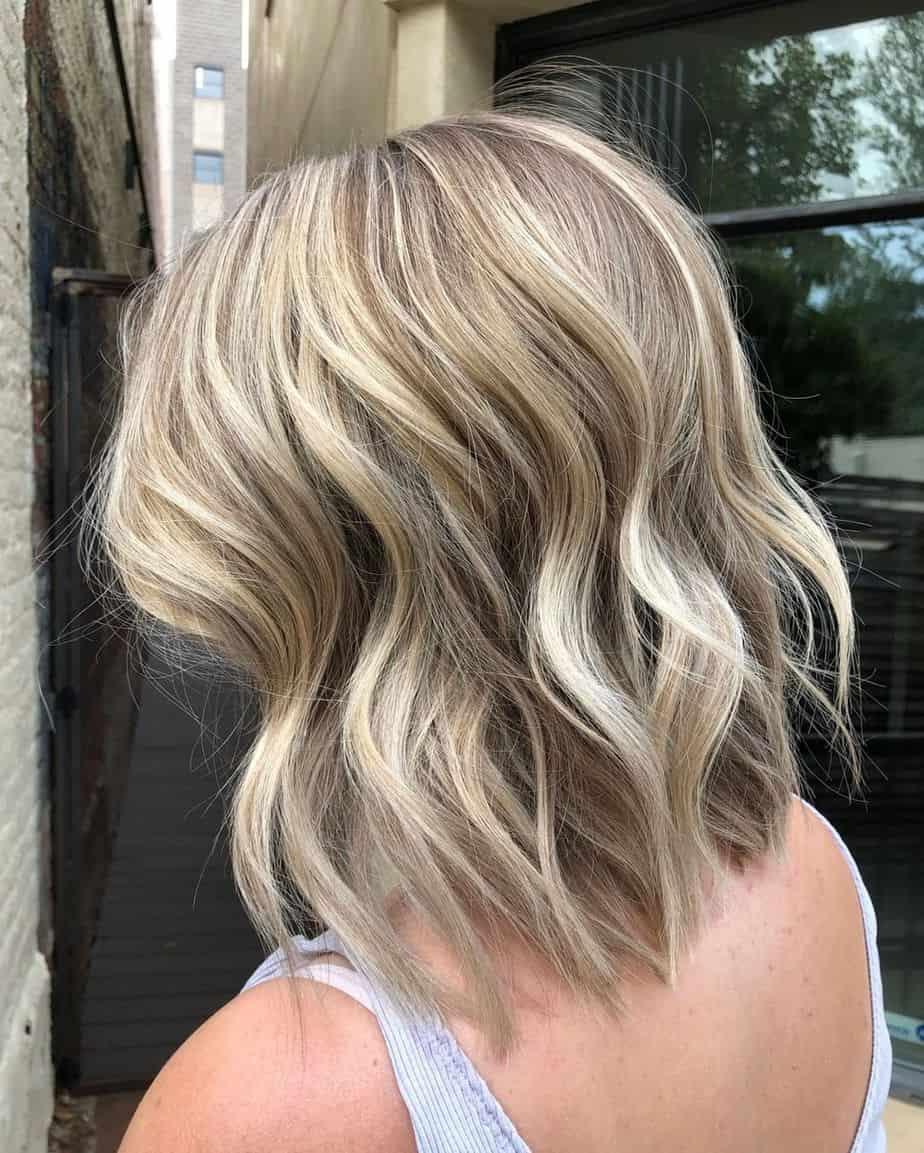Les meilleures coiffures longues Bob 2021: Vagues parfaites