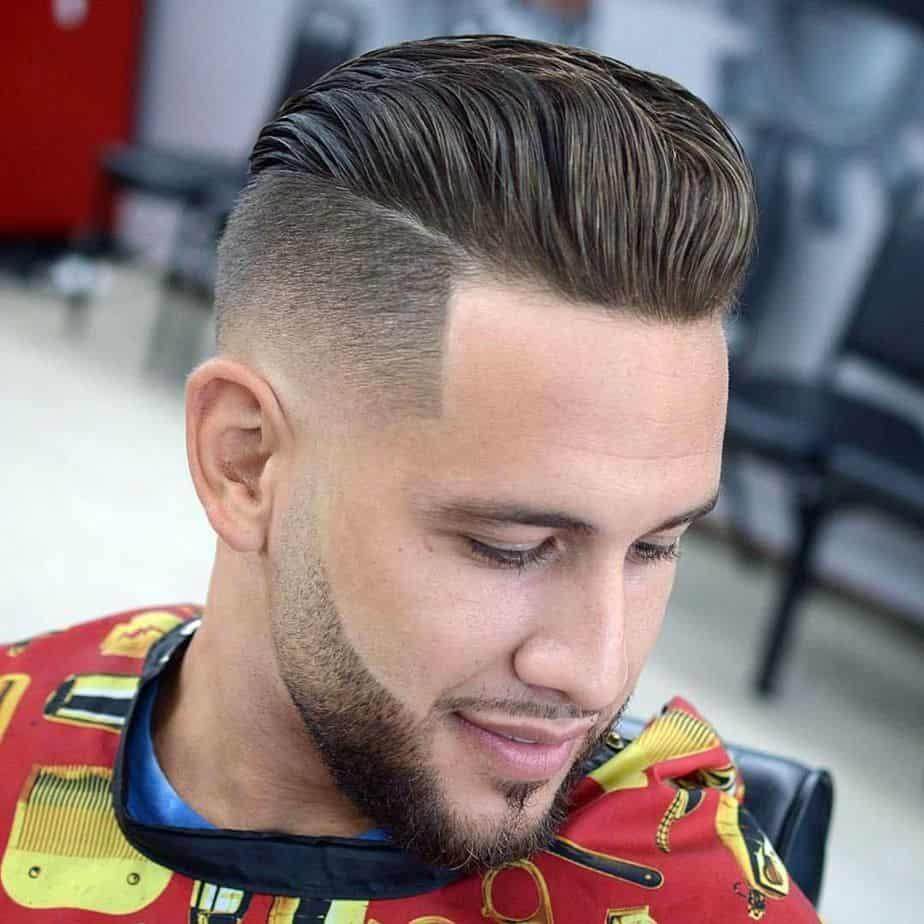 Les meilleures coiffures courtes pour hommes 2021: Buzz classique