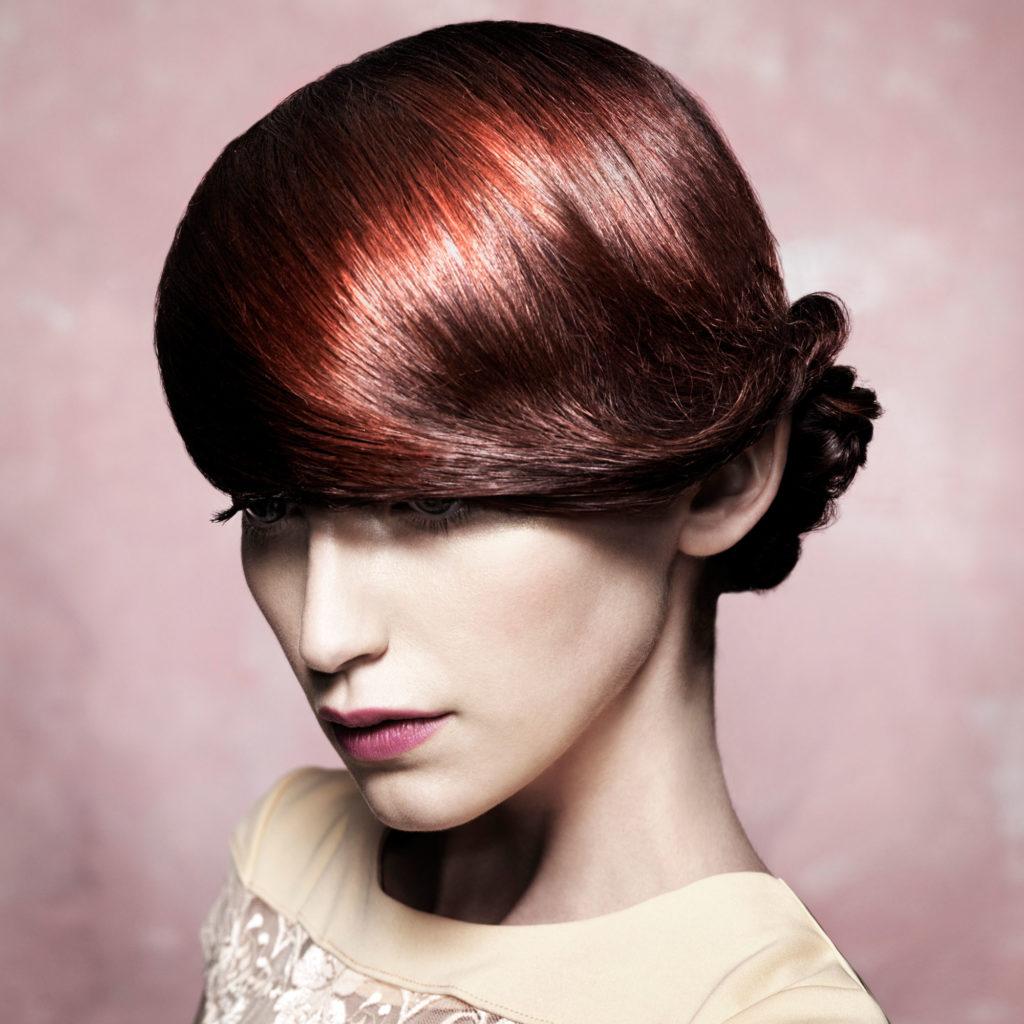 Couleur de cheveux pour les coiffures Updo 2021 Pour les brunes