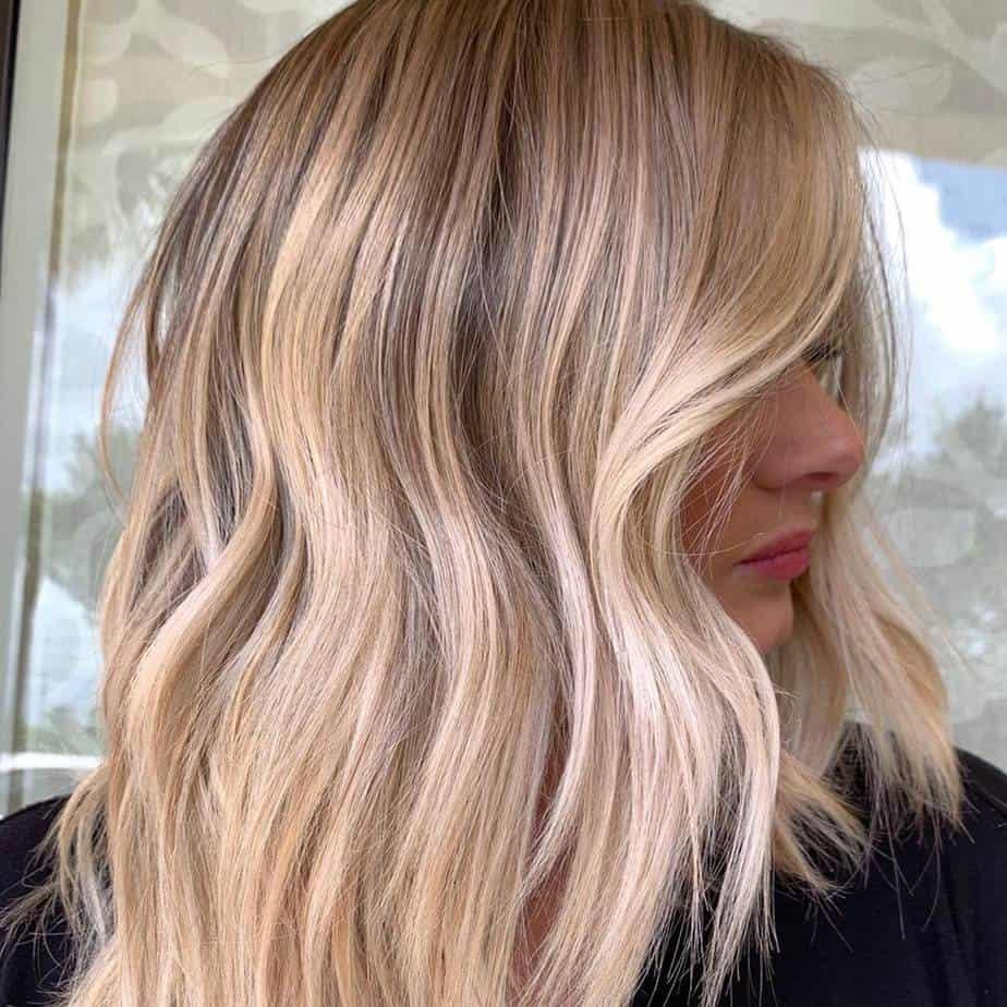 Nouvelles méthodes de teinture des cheveux 2021: cheveux Tweed